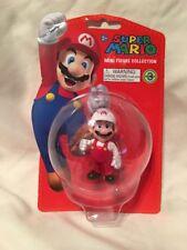 Nintendo Super Mario Fire Mario Mini Figure Collection Toy