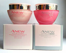Avon Anew Vitale Visible Perfection Cream SET - Day Cream & Night Cream 50 ml