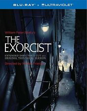 The Exorcist 40th Anniversary Blu-ray (English/French) NEW!!