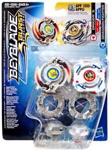 Beyblade Burst Driger S & Dragoon F Dual Pack