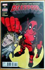 DEADPOOL #11 (2016 MARVEL Comics) - NM Comic Book