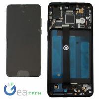 Display Lcd + Touch Screen Per Huawei P20 EML-L09C EML-L29C + Frame e Impronta