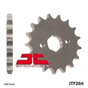 New JT Steel Front Sprocket 14 Teeth Honda C90 CE90 CBZ125 JTF264.14