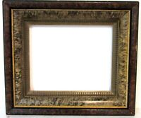 ANTIQUE 19c VICTORIAN EASTLAKE AESTHETIC PICTURE FRAME FOR PAINTING 10 X 8 INCH