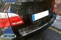 LADEKANTENSCHUTZ für BMW 5ER SERIE E61 TOURING | 2004-2010 | EDELSTAHL POLIERT