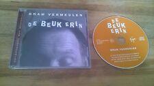 CD Pop Bram Vermeulen - De Beuk Erin (13 Song) VIRGIN BELGIUM