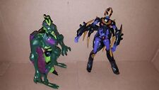 Transformers Animated Deluxe class Waspinator and Blackarachnia Lot