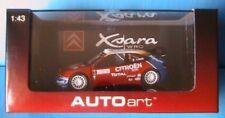 CITROEN XSARA WRC #3 RALLYE MONTE CARLO 2004 LOEB ELENA AUTOART 60437 1/43 RALLY
