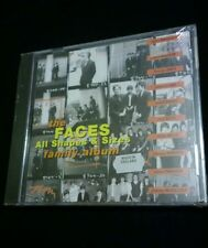 The Faces All Shapes & Sizes Family Album UK