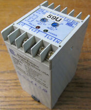 Basler Electric BE3-59-4A1N1 DIN Rail Wall Mounted Relay 120V 69V L-L/L-N