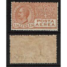 IT6608 - 1926 Regno Posta Aerea 1,50Lire arancio Sas.6 MNH/**
