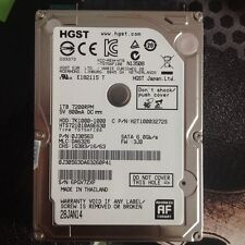 HGST 1TB 2.5 SATA 7200 RPM 32MB HDD 7K1000 HTS721010A9E630 Laptop Hard Drive