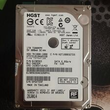 1TB 2.5 SATA 7200 RPM 32MB HDD 7K1000 HTS721010A9E630 Laptop Hard Drive