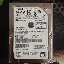 HGST 1TB 2.5 SATA 7200 RPM 32MB HDD 7K1000 HTS721010A9E630 Laptop Hard Drive