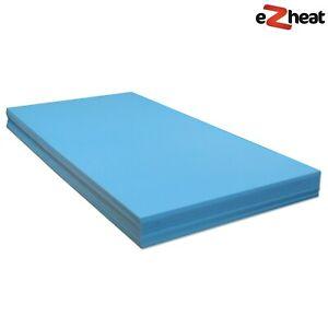 XPS Insulation Boards Floor Underlay Panels for Electric Underfloor Heating