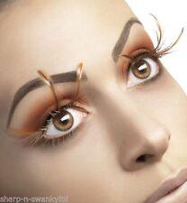 Brown Long Eyelash Extensions