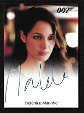 James Bond Archives Final Edition Autograph Berenice Marlohe as Severine Limited
