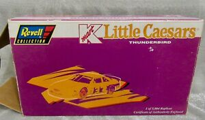 Jeremy Mayfield #37 Little Caesars Box, Insert And Certificate of Authenticity