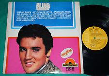 Elvis Presley - Disco de ouro BRAZIL ONLY RARE PROMO 1st Press 1977 LP RCA