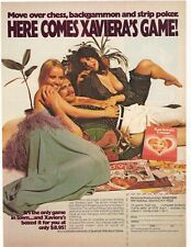 1975 Xaviera's (Penthouse Adult Board Game) Advertisement