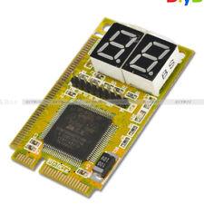 Mini 3 in1 PC Laptop Analyzer PCI PCI-E LPC Tester Diagnostic Post Test Card