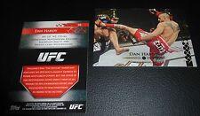 Dan Hardy 2011 Topps Title Shot Gold UFC Card #58 146 120 111 105 99 95 89 Live