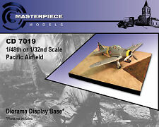 CD 7019 1/48 or 1/32nd scale Airfield Diorama base