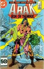 Arak, Son of Thunder # 45 (USA,1985)