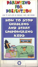 PARENTING Stop Enabling Start Empowering VHS