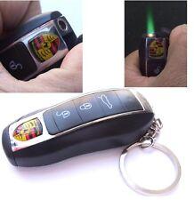 Lighter Accessories for Car keys CIGAR CIGARETTE Green Flame WindProof Lighter