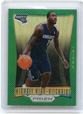 """2012-13 PRIZM #237 MICHAEL KIDD-GILCHRIST """"GREEN REFRACTOR"""" ROOKIE RC - BOBCATS"""
