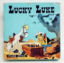 Lucky Luke - Film Super 8 Film Office - Les Dalton au poteau de torture