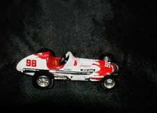 100% HOT WHEELS 1952 TROY RUTTMAN INDIANAPOLIS 500 INDY WINNER LIMITED RARE ITEM