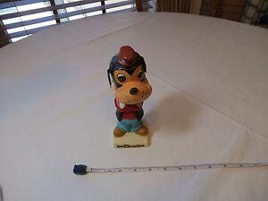 vintage Walt Disney productions World Goofy bobblehead nodder RARE bobble Japan