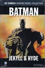DC COMICS GRAPHIC NOVEL COLLECTION Band 124 BATMAN JEKYLL & HYDE NEU&OVP