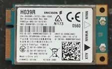 Dell WIRELESS 5540 Ericsson 3G HSPA WWAN Wlan Card GPS F3607GW H039R 5PJ87 C680R