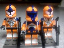 Lego Star Clone Wars 501st  Squad Bomb Specialist Troopers