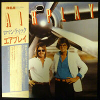 Airplay RCA RVP-6456 LP Japan OBI INSERT