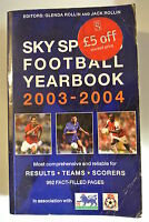 Book. Sky Sports Football Yearbook 2003-2004. 34th Year. Paperback.