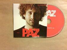 RARE CD PROMO 1 TITRE / RAUL PAZ / BUENA SUERTE / TRES BON ETAT