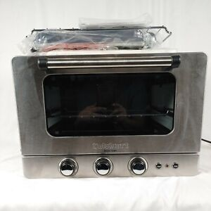 Never Used Cuisinart Brick Oven Model BRK-100 Complete and Working