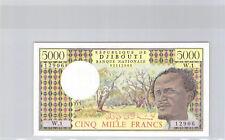 Djibouti 5000 Francs Non daté (1979) W.1 n° 02112906 Pick 38a