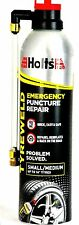 HOLTS TYRE WELD SPARE WHEEL IN A CAN - EMERGENCY TYRE REPAIR - 400ml