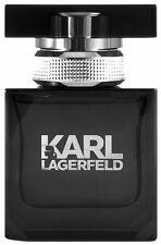 Karl Lagerfeld for Men Eau de Toilette Spray 50 ml Neu/OVP