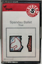Spandau Ballet True Cassette Tape 405297-352 Made In Germany