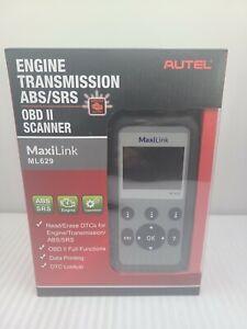 Autel Engine Transmission ABS/SRS OBD II SCanner Maxilink ML629 NEW SEALED NIB!