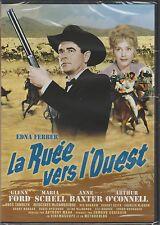 DVD - LA RUEE VERS L'OUEST - Glenn Ford