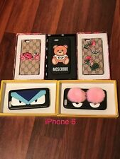 iPhone Case fendi Gucci And Moschino