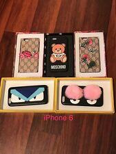 iPhone Case fendi Gucci And Moschino