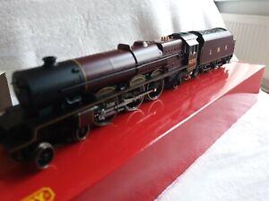 Hornby R3709 Lms Princess Royal Class Princess Elizabeth 6201 Scale Oo